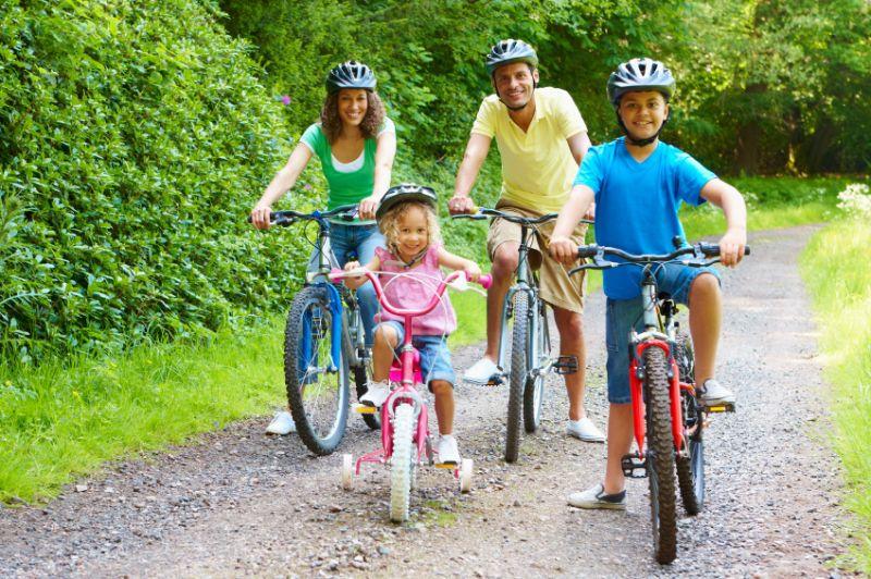 Family-Bike-Rides