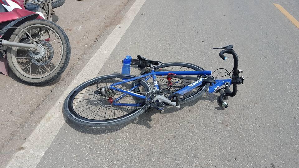 ชนจักรยาน3