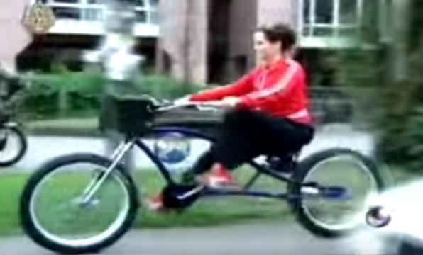 ประกอบจักรยาน