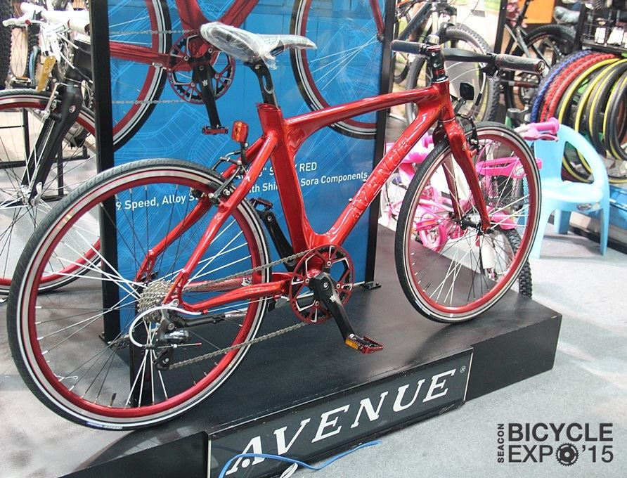 Seacon Bicycle Expo '15 4