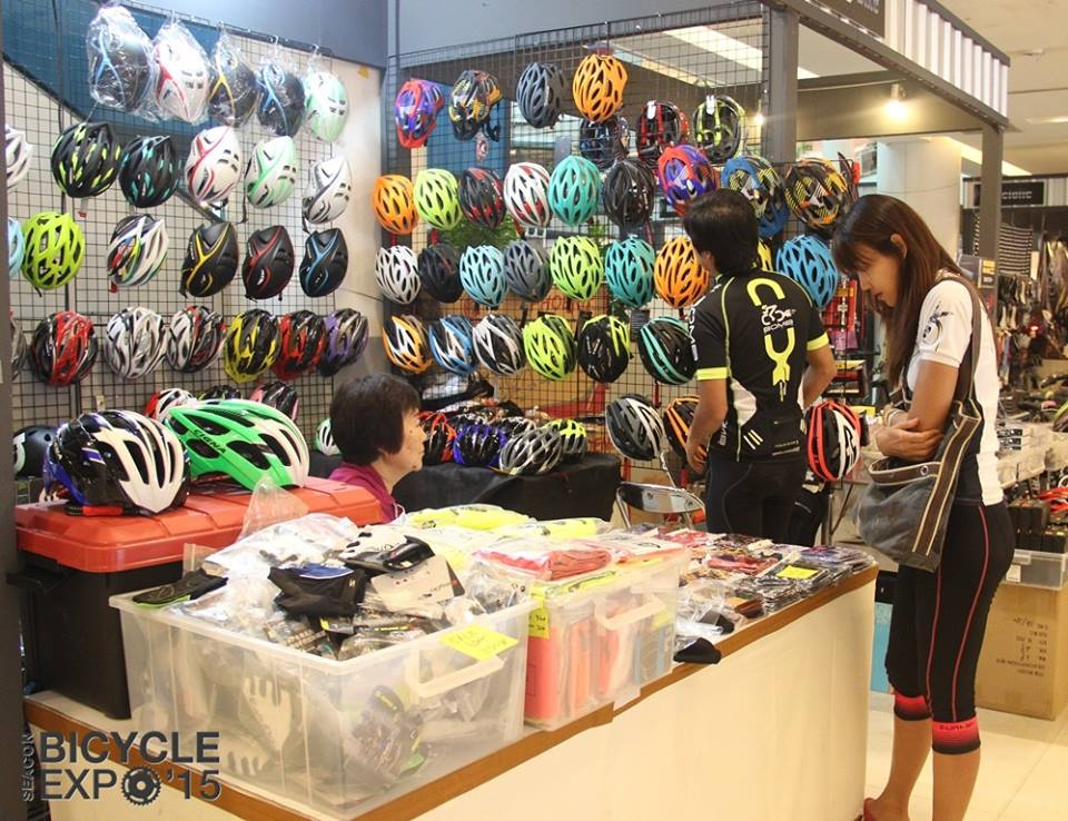 Seacon Bicycle Expo '15 6