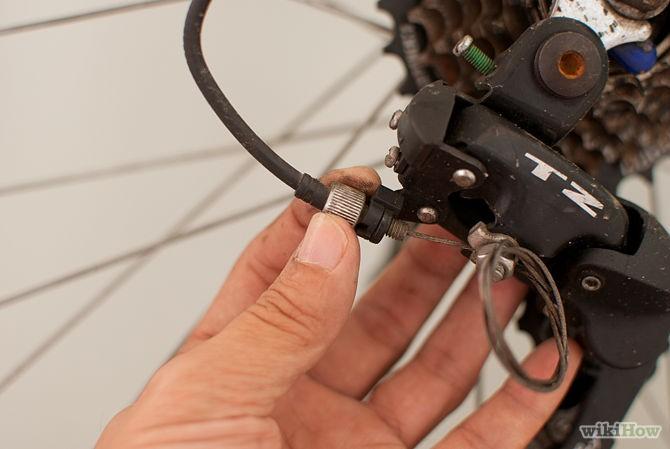 ปรับตั้งตีนผีจักรยาน 3