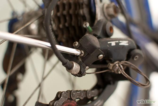 ปรับตั้งตีนผีจักรยาน 6