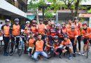 พระจอมเกล้าธนบุรี จัดงาน KMUTT Bike Rally รวมพลัง ปั่นต้านทุจริต