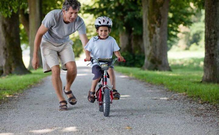 สำคัญมาก ข้อควรระวัง เรื่องของจักรยานกับเด็ก