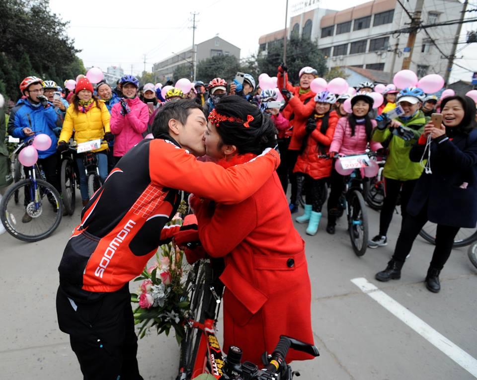 คู่รักจักรยาน2