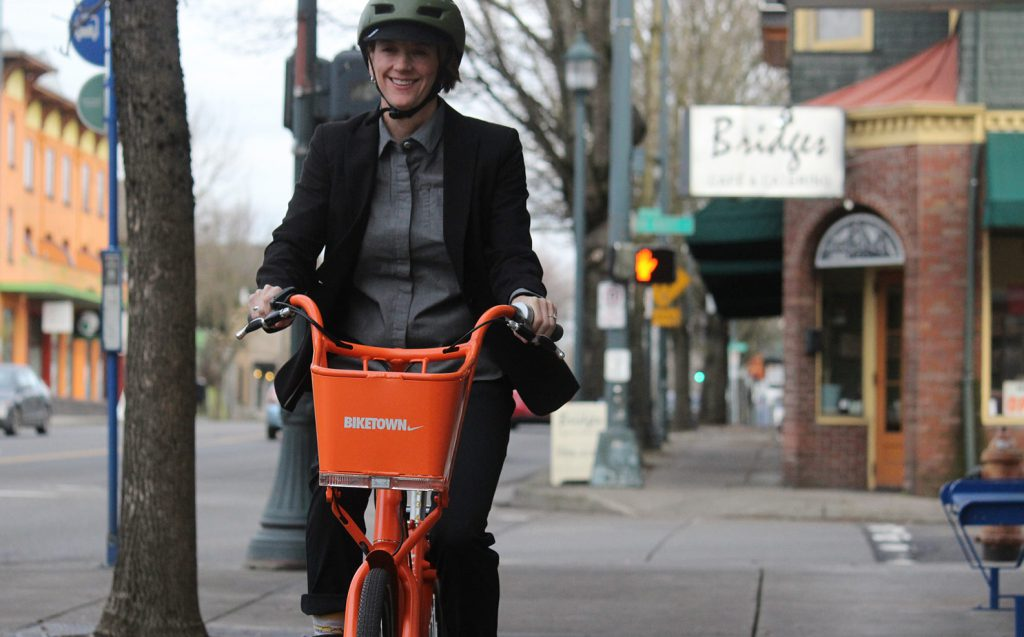 Portland-Biketown