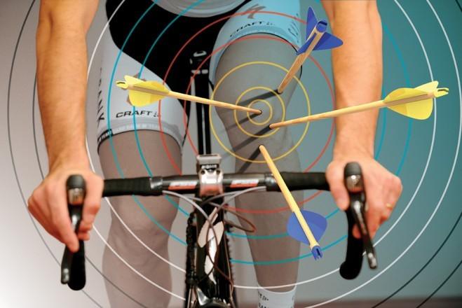 การที่เรารู้สึกปวดหัวเข่าจากการปั่นจักรยาน เป็นเรื่องที่… ผิดปกติ !