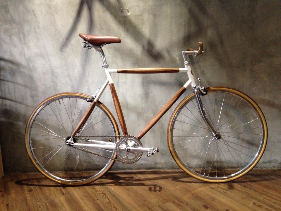 จักรยานไม้1