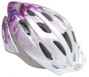 หมวกจักรยานเพื่อสุภาพสตรี Schwinn Women's Thrasher