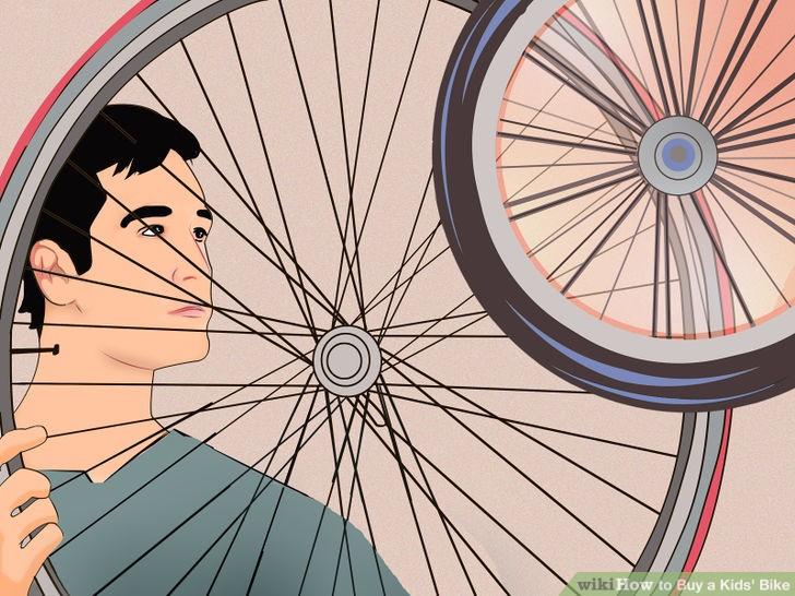 ล้อจักรยานเด็ก