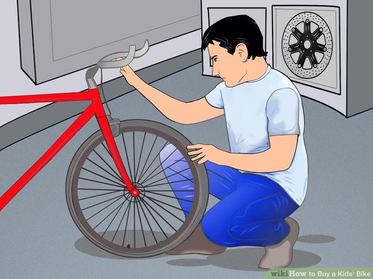 ล้อจักรยานเด็ก11