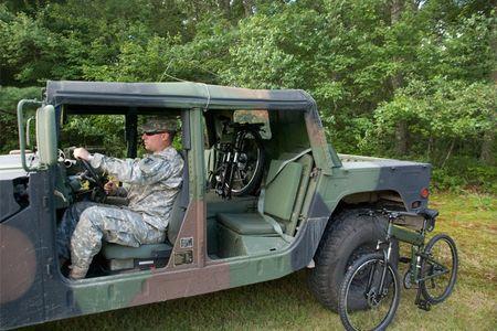 ทหารจักรยาน