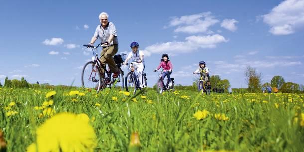 การปั่นจักรยาน เพื่อเปลี่ยนตัวเองให้สุขภาพดีทั้งกายและใจ