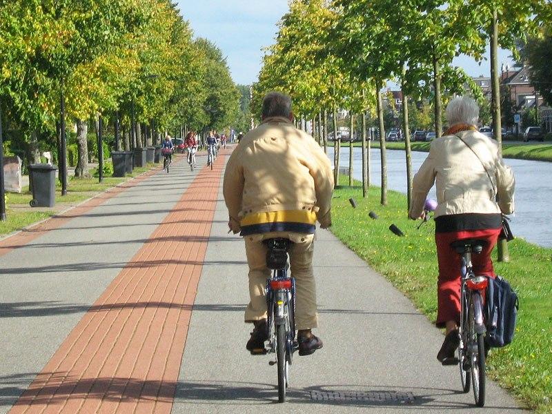 ปั่นจักรยานข้อเสื่อม