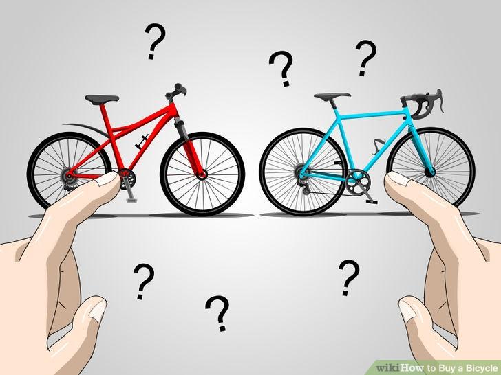 ส่วนสำคัญของการปั่นจักรยาน